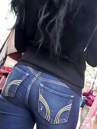 Butt, Hidden, Jeans, Tight, Tights, Cam