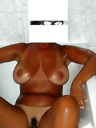 Tanned, Amateur tits, Amateur boobs