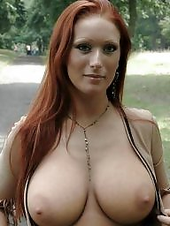 Busty, Big nipples, Big nipple