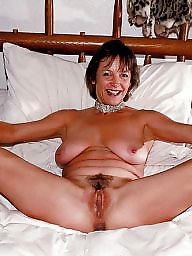 Spreading, Spread, Hairy mature, Mature spreading, Legs, Mature spread
