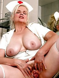 Granny, Big granny, Nurse, Granny boobs, Hot granny, Big mature