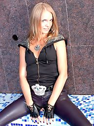 Latex, Boots, Leather, Femdom