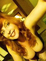 Tease, Teasing, Redhead