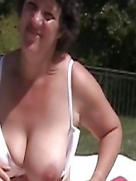 Hanging, Hanging tits, Breast, Tit mature
