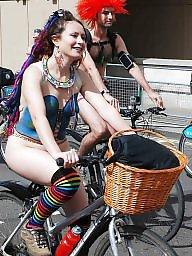 Public amateur, Bike