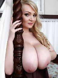 Blonde big tits, Heavy, Sweet, Heavy tits