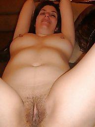 Olivia, Brunette milf