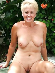 Garden, Naked milf, Mature sexy, Naked mature, Mature naked