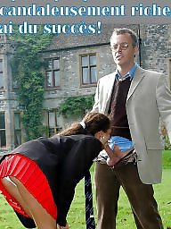 Caption, French, French caption, Funny, French captions, French amateur