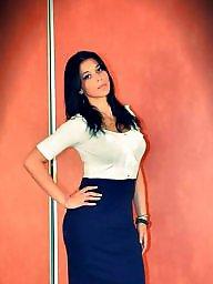 Arab, High heels