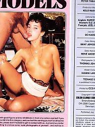 Magazine, Vintage hairy, Teenage