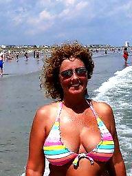 Mature beach, Nice, Beach mature