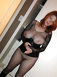 Horny, Stocking milf