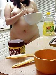 Nude, Brunette, Amateur bbw