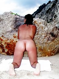 Mom, Nudist, Mature beach, Nudists, Mature nudist, Mature mom