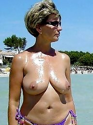 Beach, Vacation, Beach milf