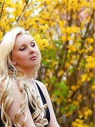 Hot blond, Russian milf