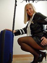 Nylon, Nylons, Public stockings, Wank, Milf stockings, Wanking