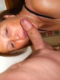 Mature creampie, Creampies