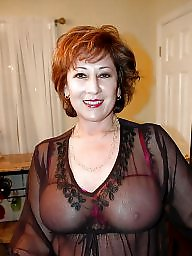 Mature big boobs, Big matures