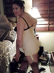 Girdle, Corset, Milf stockings, Stockings, Vintage amateurs, Vintage amateur