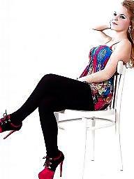 High heels, Teen stockings, Stockings heels, High