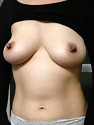 Saggy, Saggy tits, Nipples, Saggy boobs, Hard nipples, Hard nipple