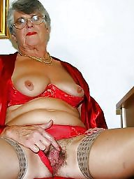 Stockings, Mature milf