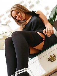 Suspenders, Stocking