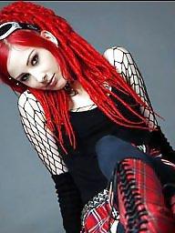 Emo, Goth