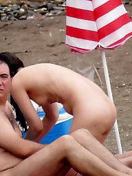 Nude beach, Nude, Nude couples