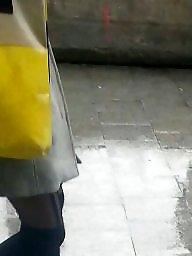 Nylons, Skirt, Teen nylon, Nylon teen, Romanian, Cam