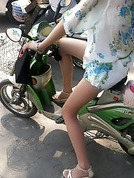 Chinese, Chinese milf, Asian milf, Riding, Ride