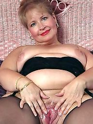 Chubby, Bbw stockings, Mature bbw, Chubby mature, Mature stockings, Chubby stockings