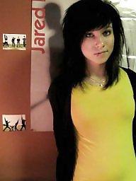 Emo, Girl, Teen cute