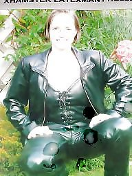 Leather, Latex, Mature leather, Mature latex, Mature milfs, Milf leather