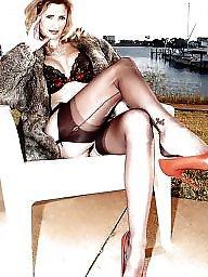 High heels, Lady