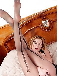 Pantyhose, Long legs, Legs, Strip, Stripping, Stripped