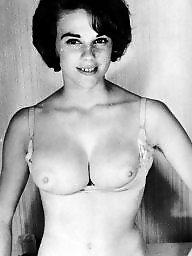 Satin, Vintage, Magazine, Magazines, Vintage tits