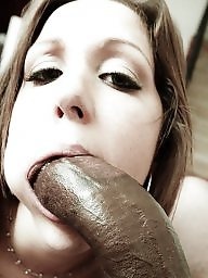 Blowjobs, Interracial blowjob