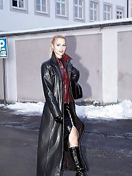 Latex, Pvc, Mature porn, Boots, Leather, Mature boots