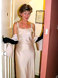 Sara, Dressed, Mature dressed, Mature dress, Uk mature, Sara mature