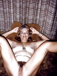 Hairy, Hairy mature, Stockings, Pegging, Bush, Mature stocking