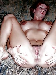 Milf, Spreading, Spread, Mature spreading, Mature spread, Wide