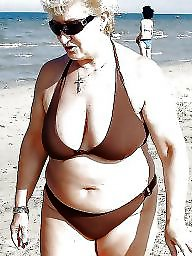 Granny beach, Big granny, Beach, Granny boobs, Beach granny, Busty granny