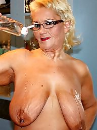 Granny, Aged, Mature granny, Mature nipples, Nipple, Mature grannies