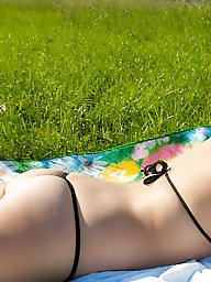 Bikini, Micro bikini, Amateur bikini
