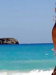Bikini, Micro bikini, Bikini beach, Beach babes