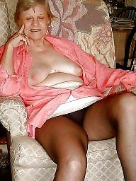 Granny stockings, Fatty, Granny stocking