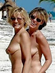 Mature beach, Lady, Beach mature, Mature ladies